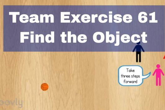 Cooperation Game – Find the Object
