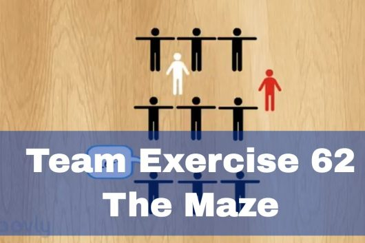 Great way of playing tag – The Maze