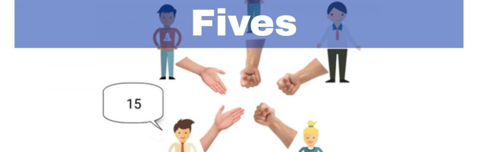 Group Game – Fives