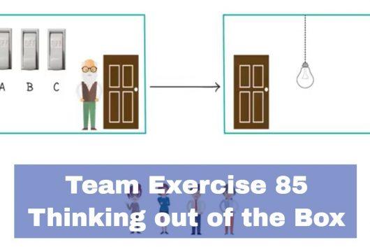 Puzzle Exercises – Thinking outside the box