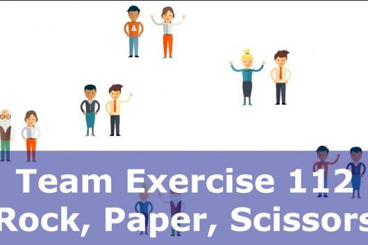 Team Building for Large Groups – Rock Paper Scissors