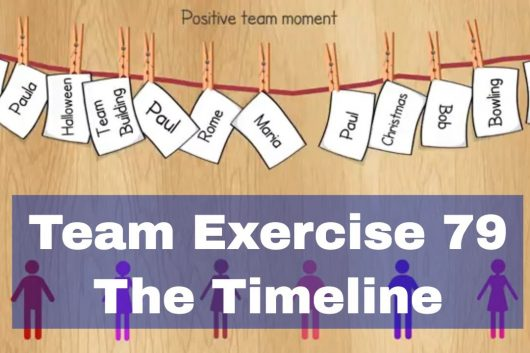 Team Building Training – The Timeline